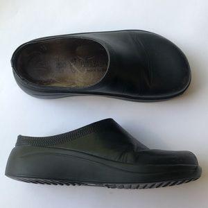 Birkenstock Tatami Clogs Mules Black 36 L5 Shoes